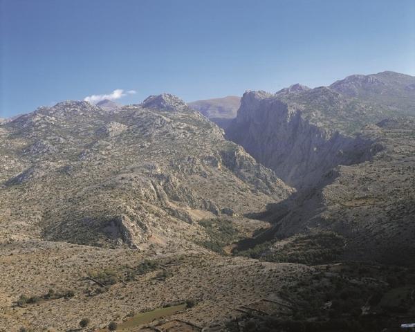 Dalmácie - Národní park Paklenica