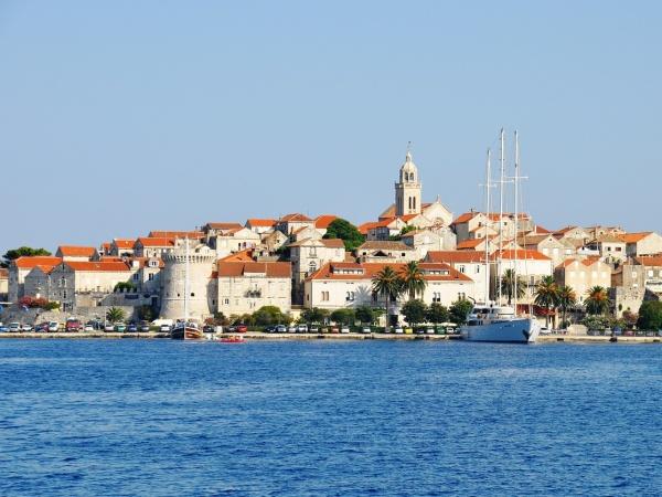 Jižní Dalmácie - Korčula