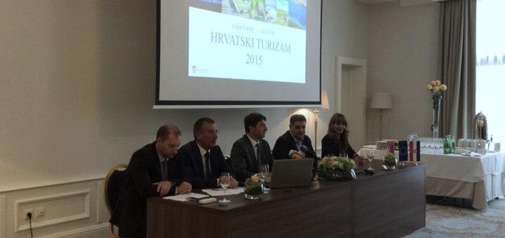 Chorvatsku dále roste počet návštěvníků