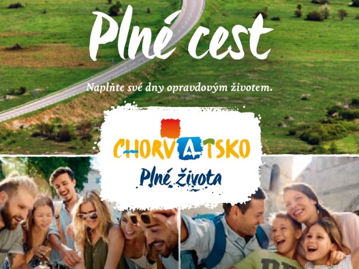Nová brožura pro návštěvníky Chorvatska