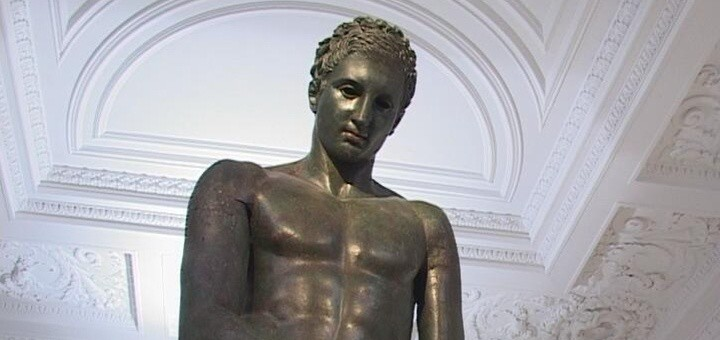 Ve městě Mali Lošinj otevřou muzeum se slavnou sochou