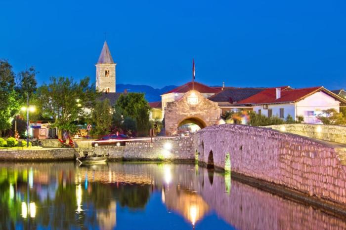 Nin v Chorvatsku