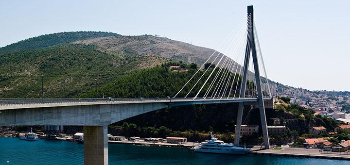 Mýtné v Chorvatsku dneškem klesá o 10 procent