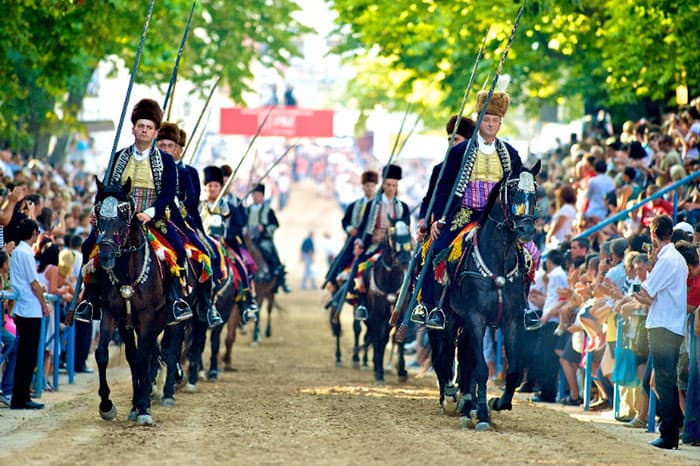 Výstava chorvatských tradic