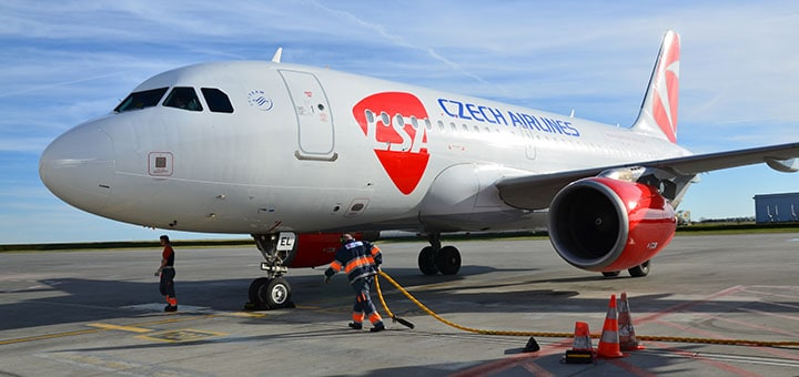 letoun Airbus A319