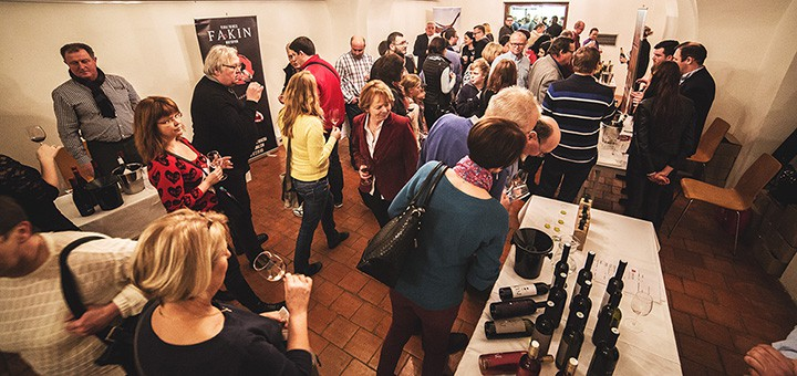 2nd CRO wine and food FEST PRAGUE