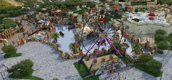 V Biogradu na Moru se otevře zábavní park
