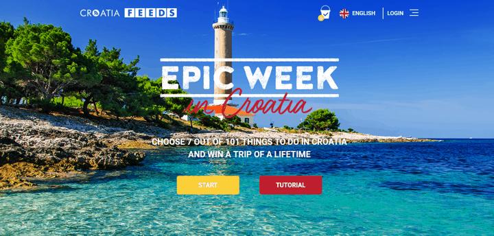 Chorvatsko vyzývá cestovatele k sestavení speciální dovolené