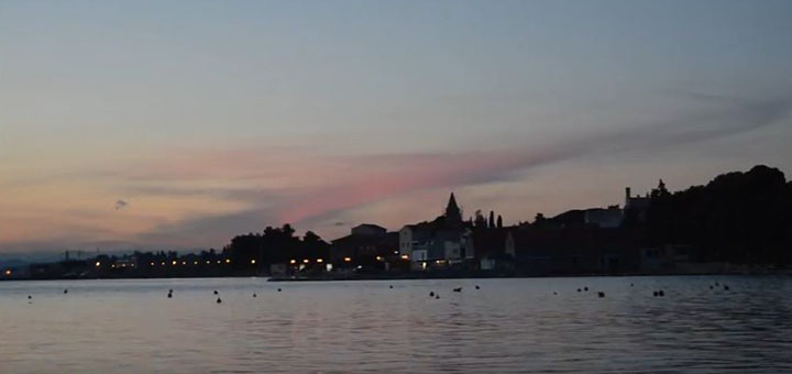 Dopřejte si večerní moře v Chorvatsku