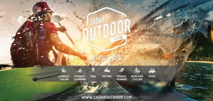 Dnes začíná Zadar Outdoor Festival