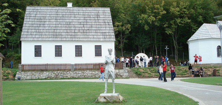 Geniálního Nikolu Teslu připomíná muzeum