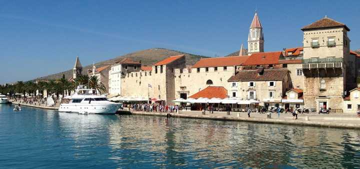 Tip na výlet v Chorvatsku: Trogir