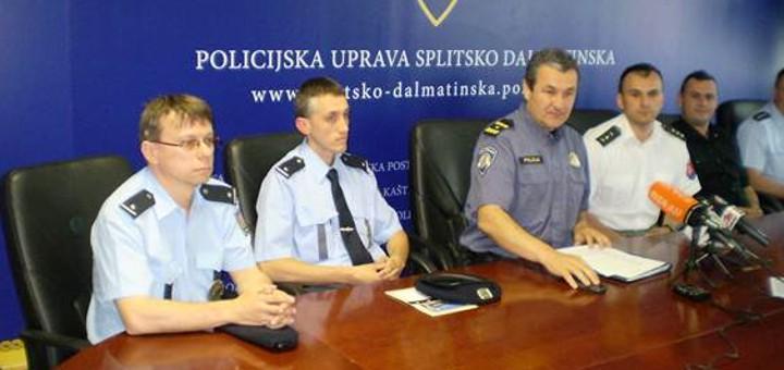 Na Jadranu slouží čeští policisté