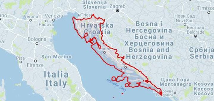Chorvatsko povolí Uber a další dopravní služby