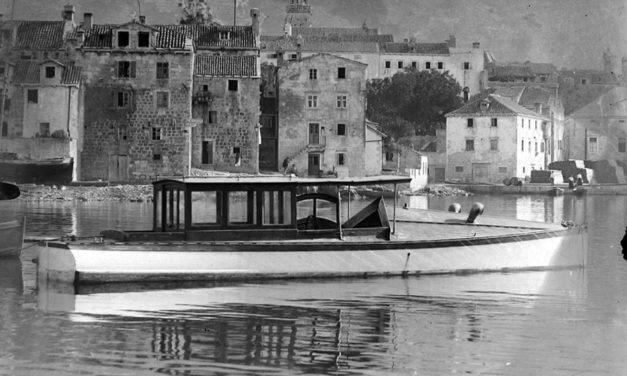 Sto let staré fotografie z Korčuly znovu ožily