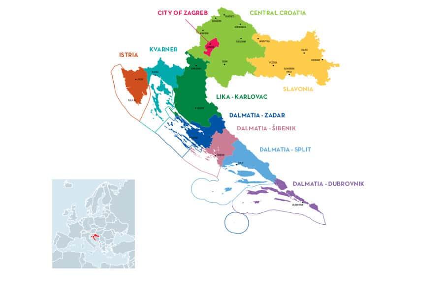 Chystáte se do chorvatského kempu? Vyberte si ve velkém katalogu