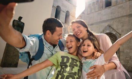Chorvatsko je mezi nejlepšími rodinnými destinacemi