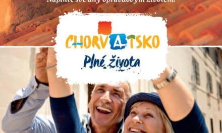 Stáhněte si aktuální brožuru pro návštěvníky Chorvatska