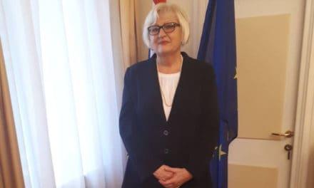 Chorvatsko má v Praze novou velvyslankyni
