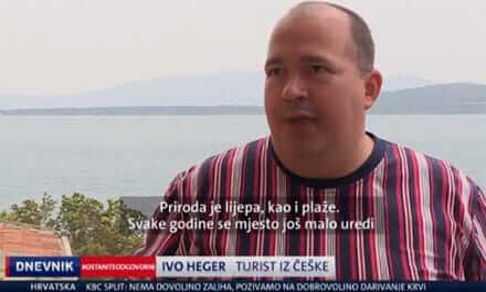 Ivo Heger: Využili jsme první příležitosti a vyrazili na cestu