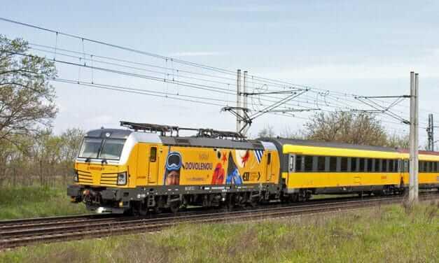 RegioJet dnes spustil prodej jízdenek na vlaky do Chorvatska